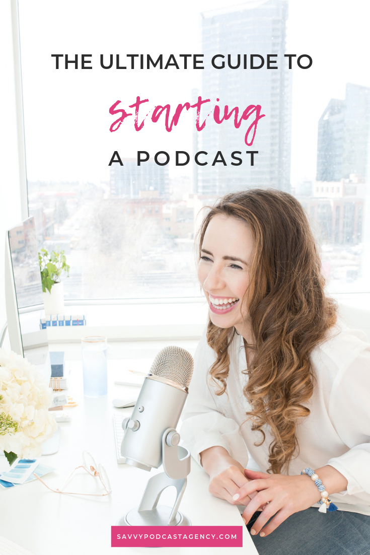 Ready to start your own podcast? This post outlines all that you need to launch and grow your podcast today!
